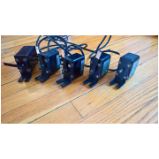 (Set of 5) Actuators MFG & GS